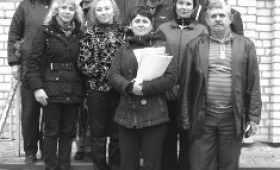 """""""Я+ТИ=МИ"""" – перший проект сільської громади Степового *"""