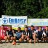 Другий сезон Чемпіонату з пляжного футболу «Епіцентр Чемпіонат» урочисто відкрито!