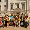 """Молодь Сумщини """"репетирує"""" вибори"""