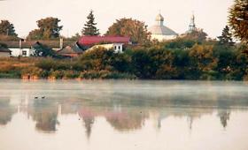 Дослідження екологічного стану річки Осоти у районі селища Вороніж Шосткинського району Сумської області