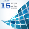 "Report of ISCM ""15 steps for 15 years"" (2001-2016)"