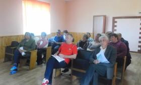 У Люблинецькій ОТГ відбулися майстер-класи  по використанню електронних петицій та місцевої ініціативи