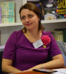 Олена Кочанова